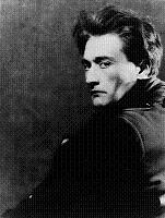 Antonin Artaud by Man Ray to Have Done with the Judgement of God